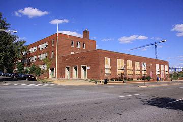 Draft Renderings For Van Ness Elementary Renovations