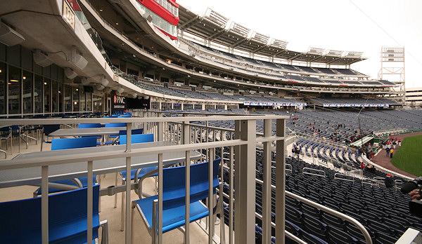 Nationals Park - estadio de los Nacionales de Washington Stadium-080322-gwgame-130