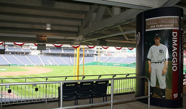Nationals Park - estadio de los Nacionales de Washington Stadium-080327-media102