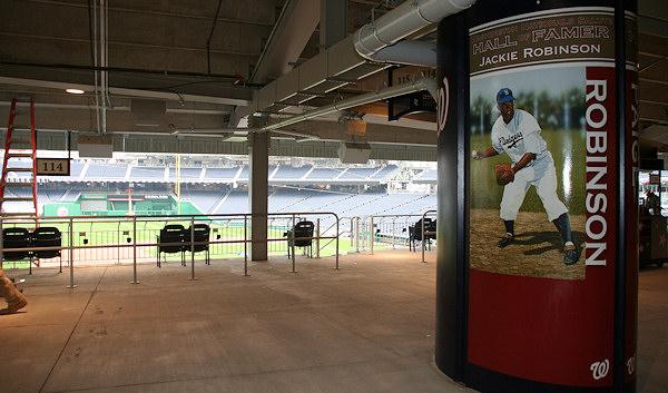 Nationals Park - estadio de los Nacionales de Washington Stadium-080327-media131