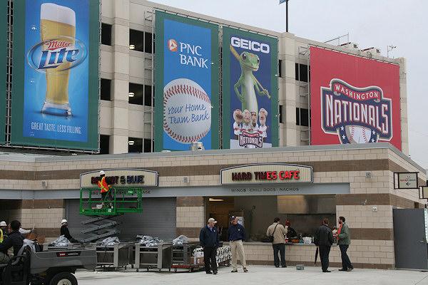 Nationals Park - estadio de los Nacionales de Washington Stadium-080327-media143