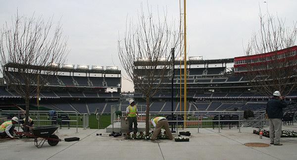 Nationals Park - estadio de los Nacionales de Washington Stadium-080327-media144