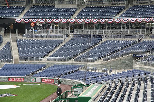 Nationals Park - estadio de los Nacionales de Washington Stadium-080327-media151