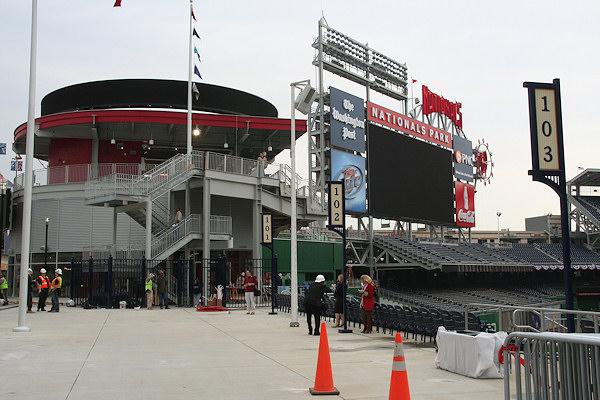 Nationals Park - estadio de los Nacionales de Washington Stadium-080327-media168