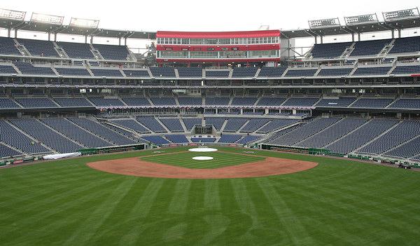 Nationals Park - estadio de los Nacionales de Washington Stadium-080327-media191