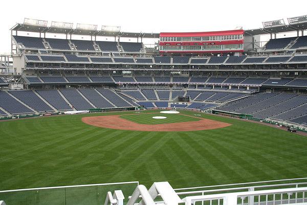 Nationals Park - estadio de los Nacionales de Washington Stadium-080327-media196