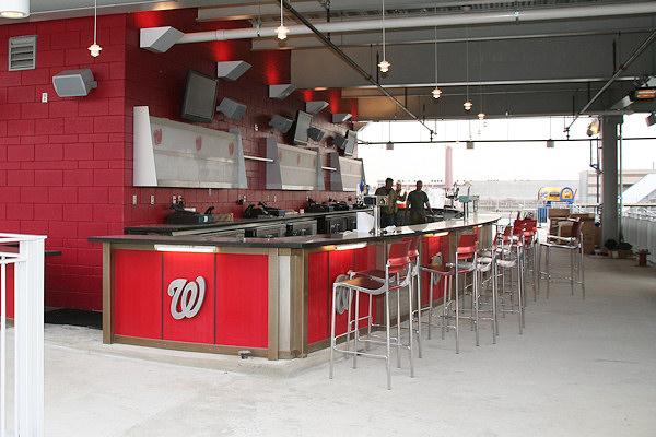 Nationals Park - estadio de los Nacionales de Washington Stadium-080327-media204