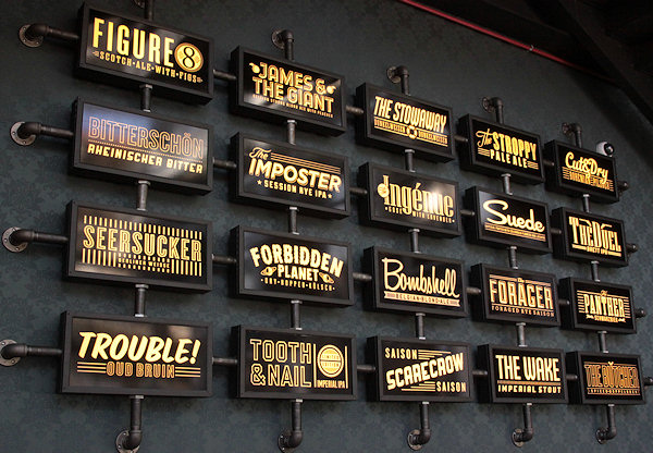 Beers at Blue Jacket | ClotureClub.com