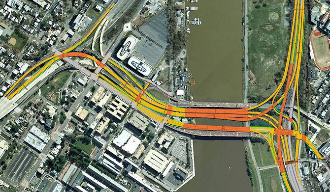 11th street bridges reconstruction jdland com