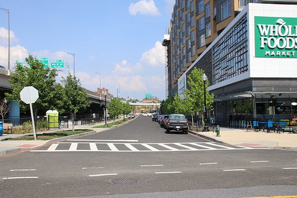 Agora/Whole Foods/800 New Jersey Ave  Apartment Project